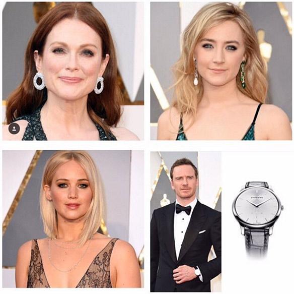 Chopard Oscars 2016