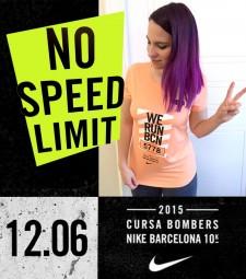 We Run Barcelona - Cursa dels Bombers 2015 by la Coquette