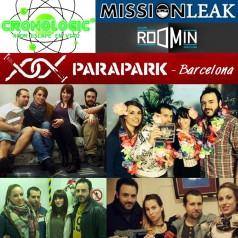 MissionLeak Cronologic Parapark RoomIn