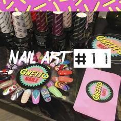 Nail Art 11 Ghetto Nailz