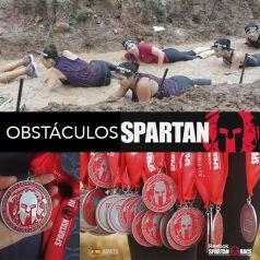 obstáculos spartan race