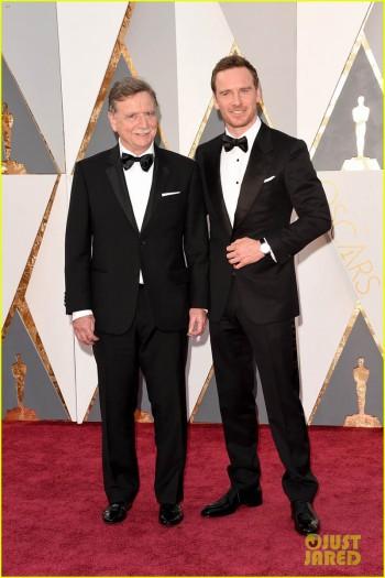 Michael Fassbender Eco Oscars 2016