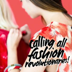 Fashion Revolutionaries 2016