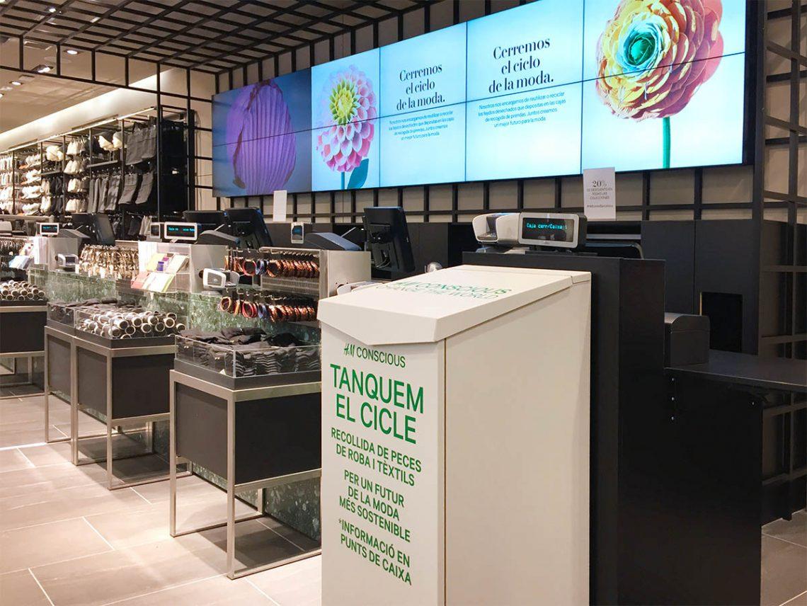 Sostenibilidad en la moda H&M