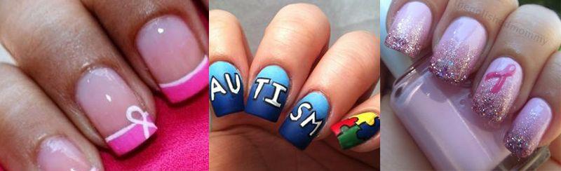 Nail Art por una causa