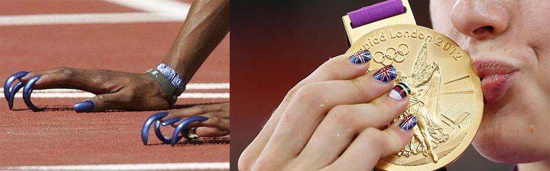 Nail Art Olympics