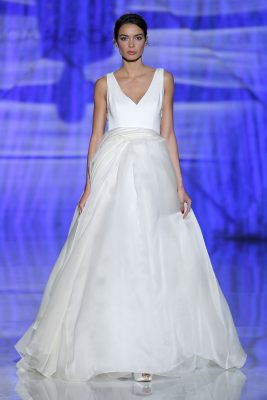 Patricia Avendaño Bridal Fashion Week 2016