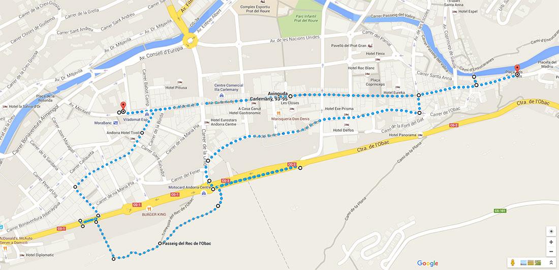 Ruta Running Andorra