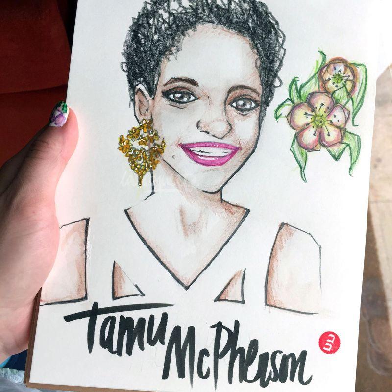 Tamu McPherson by la Coquette