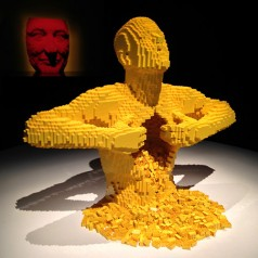 The Art of the Brick by CocolaCoquette.com
