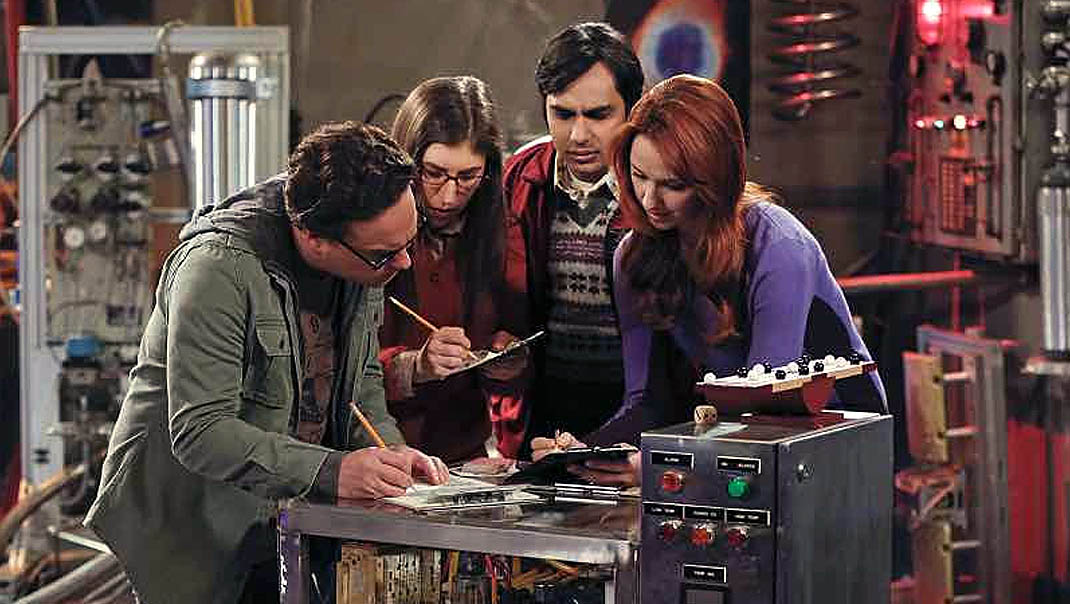 The Big Bang Theory Escape Room