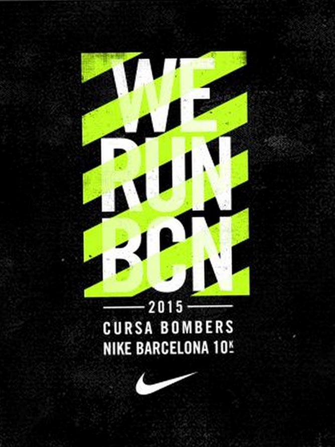 We Run Barcelona - Cursa dels Bombers 2015 by la Coquette