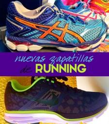 Zapatillas de running by la Coquette