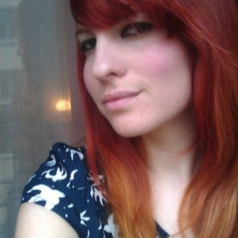Degradado Rojo Fire Hair